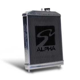 Alpha Series Half Radiator