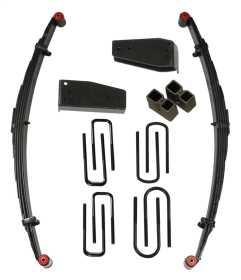 Softride Leaf Spring System Suspension Lift Kit F840TK3