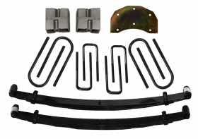 Softride Leaf Spring System Suspension Lift Kit F860MK3