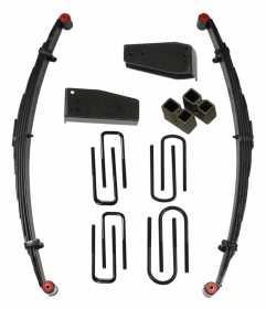Softride Leaf Spring System Suspension Lift Kit F860TK3
