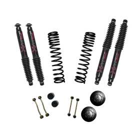 Coil Spring Leveling Kit w/Shocks