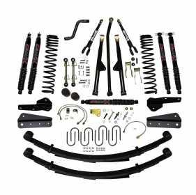 Rock Ready® Suspension Lift Kit