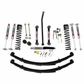 Softride Leaf Spring System Suspension Lift Kit JC4558KSMLT