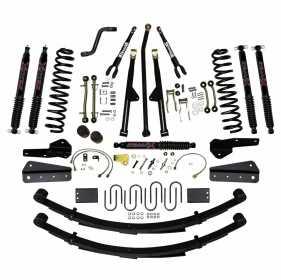 Rock Ready® Suspension Lift Kit JC6258KSBLT