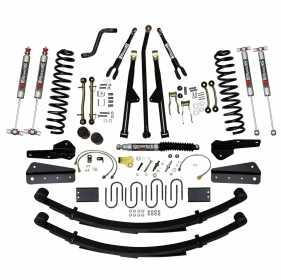 Rock Ready® Suspension Lift Kit JC6258KSMLT