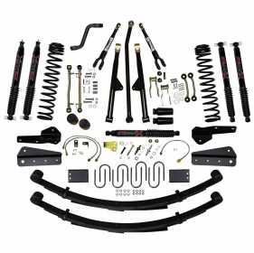 Rock Ready® Suspension Lift Kit JC8258KSBLT