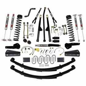 Rock Ready® Suspension Lift Kit JC8258KSMLT