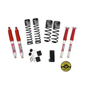 Long Travel Series Suspension Lift Kit w/Shocks