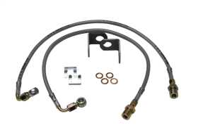 Stainless Steel Brake Line Rear