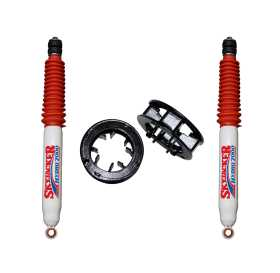 Aluminum Spacer Leveling Kit w/Shocks