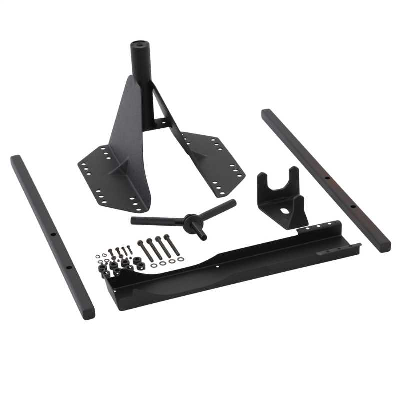 SRC Oversized Tire Carrier Mount 2743