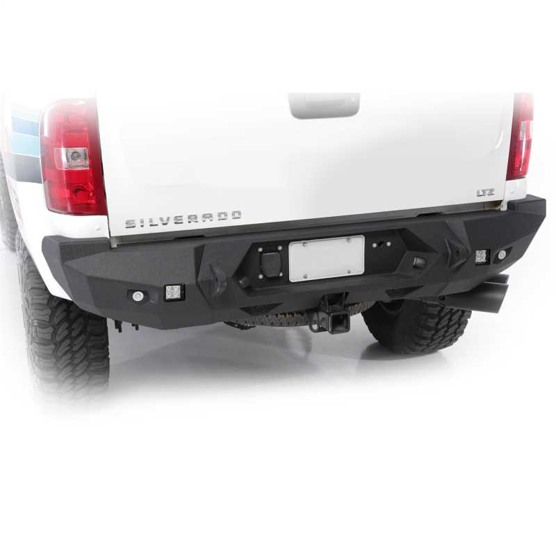 M1 Rear Bumper 614820