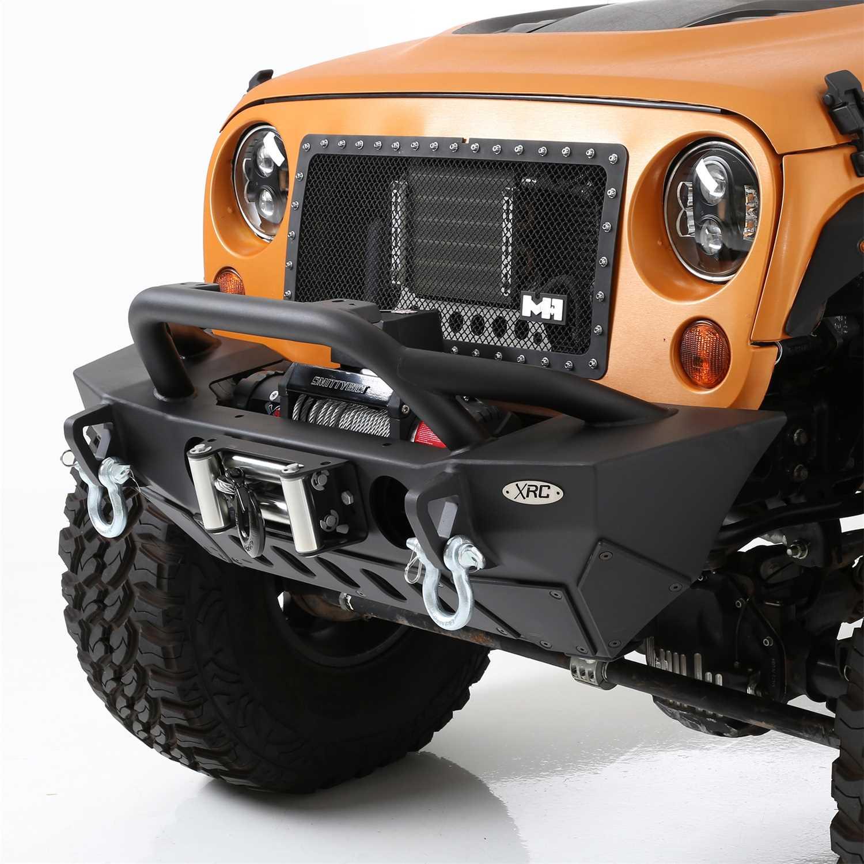 Smittybilt Xrc Front Bumper >> Smittybilt Xrc Front Bumper 76807lt 76807lt