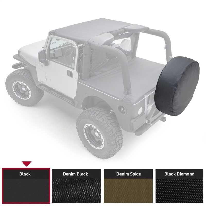 Spare Tire Cover 772901
