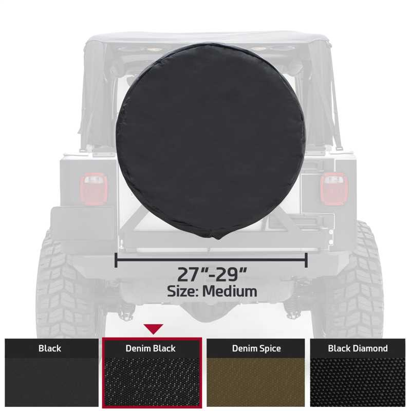 Spare Tire Cover 772915