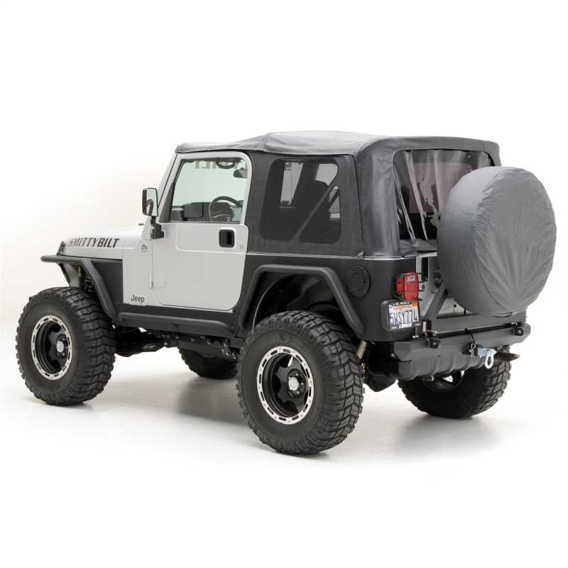 Soft Top Replacement Rear Window 9971235
