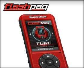 Flashpaq F5 Programmer