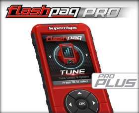 Flashpaq F5 Pro Custom Programmer