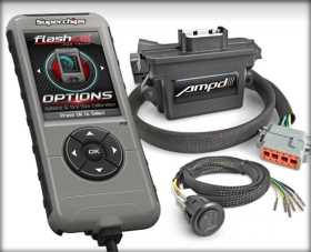 AMPd Throttle Booster/Flashcal Programmer Kit