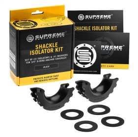 D-Ring Shackle Isolator Kit