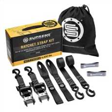 Ratchet Tie Down Strap Kit