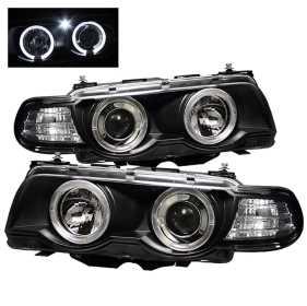 Halo Amber Projector Headlights
