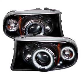 CCFL Halo LED Projector Headlights