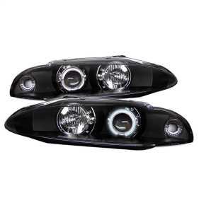 CCFL Halo Projector Headlights