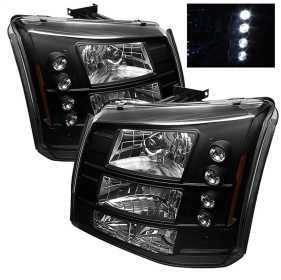 LED Crystal Headlights