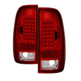 XTune Light Bar LED Tail Lights