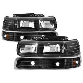 XTune Crystal Headlights/Bumper Lights