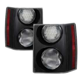 XTune Euro Style Tail Lights 5075871