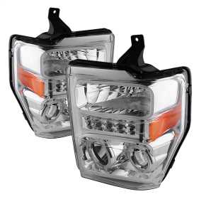 XTune Halo Projector Headlights