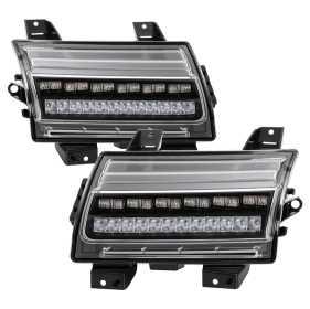 Full LED Front Bumper Lights 5086785