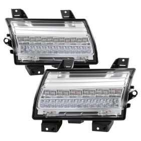 Full LED Front Bumper Lights 5086792