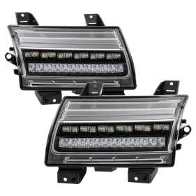 Full LED Front Bumper Lights 5086808