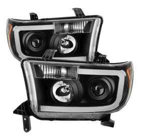 XTune LED Light Bar Projector Headlights