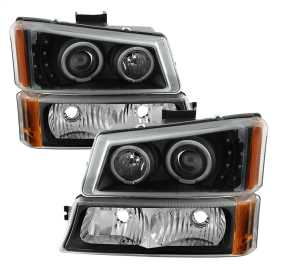 XTune Projector Headlights/Bumper Lights