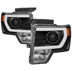 XTune DRL Light Bar Projector Headlights