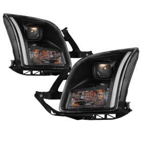 Light Bar DRL Projector Headlights