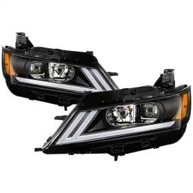 DRL Light Bar Projector Headlights