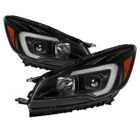 LED Light Bar Projector Headlights