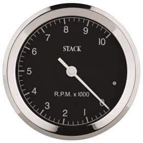 Stack Classic In-Dash Electric Tachometer