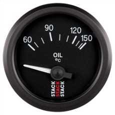 Engine Oil Temperature Gauge