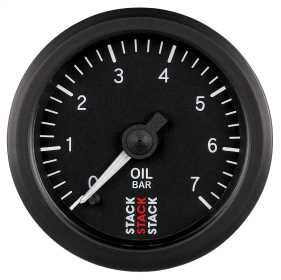 Pro Stepper™ Oil Pressure Gauge