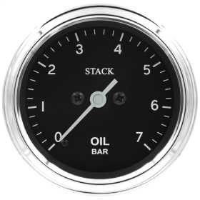 Stack Instrument Electric Oil Pressure Gauge