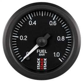 Pro Stepper™ Fuel Pressure Gauge