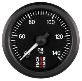 Pro Stepper™ Oil Temperature Gauge