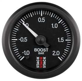 Pro Stepper™ Boost Pressure Gauge