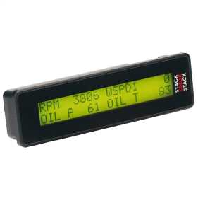LCD Display Back For MF And MFR Modules